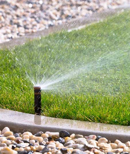 GLC Property Maintenance Services  Sprinkler System Repairs