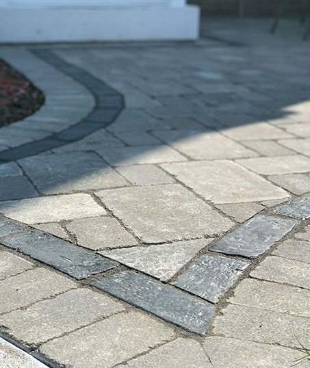 GLC Property Maintenance Services  Brick Pavers