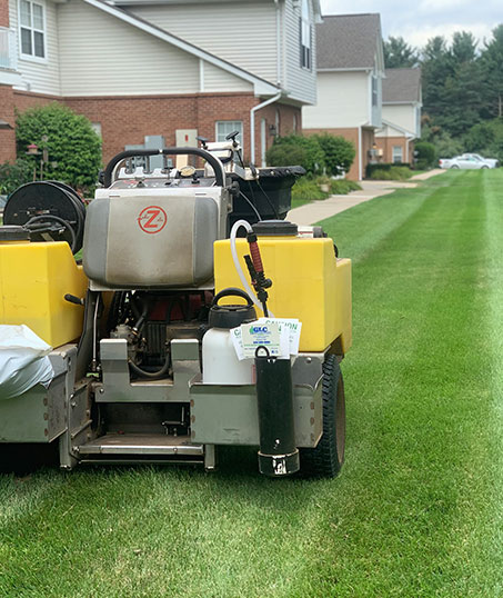 GLC Property Maintenance Services  Commercial Lawn Care