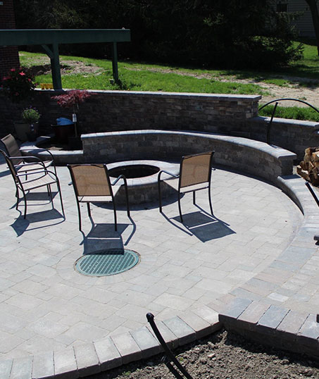 GLC Property Maintenance Services  Hardscapes