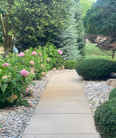 GLC Property Maintenance Services  Residential Landscaping