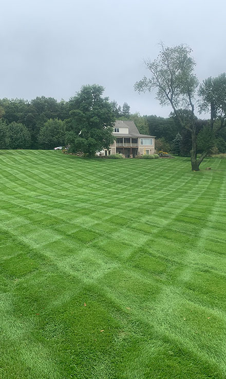 GLC Property Maintenance Services  Residential Lawn Mowing